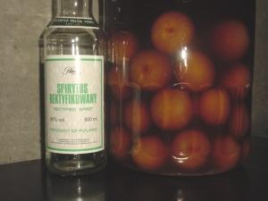 スピリタス梅酒