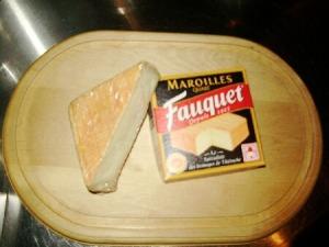 ウォッシュチーズ マロワール