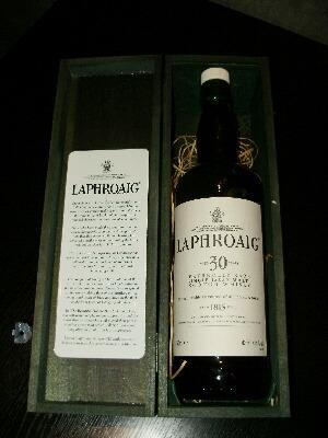 ラフロイグ30年