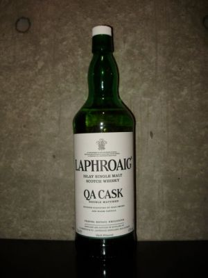 ラフロイグ QA CASK